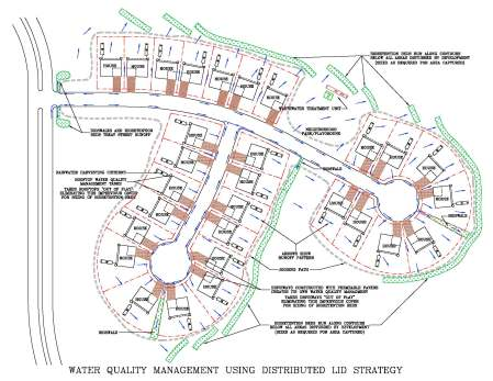 Headwaters neighborhood WQ sketch plan