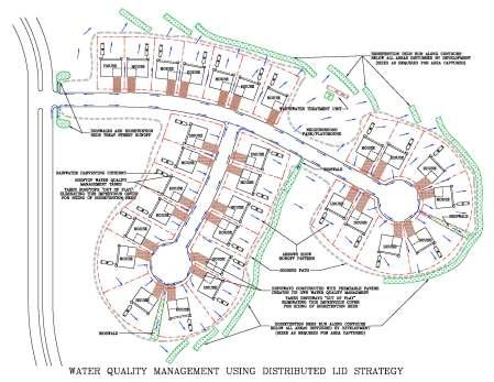 Headwaters neighborhood WQ sketch plan